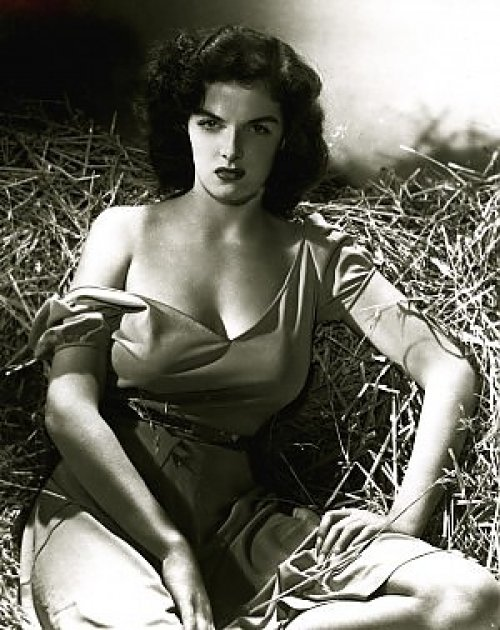 HOLLYWOOD E' MORTA LA DIVA JANE RUSSELL RIVALE DI MARILYN MONROE.